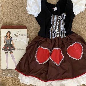 Heidi-Ho Halloween Costume